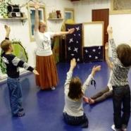 Двигательное развитие и социализация для детей 4-10 лет