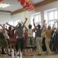 История АТДТ. Ассоциация танцевально-двигательной терапии.