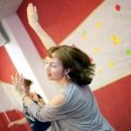 Танцевально-двигательная терапия. Телеканал Москва 24